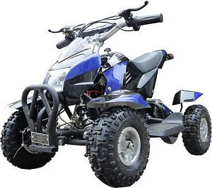 Kids Ride on Toy Dirt Quad ATV 4 Wheeler Battery Powered 36V Electric