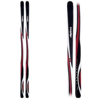 Alpina Control Cross Country Skis 172cm New