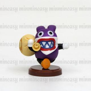 Nintendo Furuta Super Mario Bros Ver U Anime Figure Figurine Toy No 9 Nabbit