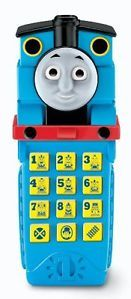 Telephone Toy Thomas The Train Plastic Cell Phone Kids Children Play Game Gift
