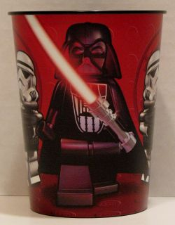 Lego Star Wars Birthday Party Favors 4 Plastic 16 Oz Cups