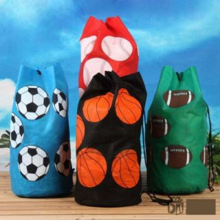 4X Depth 40cm Sport Bag Sack Kids Party Favours BGM009