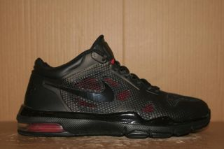 Sample Nike Air Max TR1 Trainer 1 2 Mid Hyperfuse Shoes Infrared 407762 Men's 9