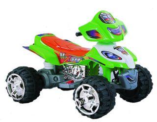 Kid Quad ATV Ride on Power 2 Motor 12V Wheels 4 Wheeler