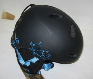 Bern Berkeley Lindsey Jacobellis Womens Audio Helmet Size Small s New Display
