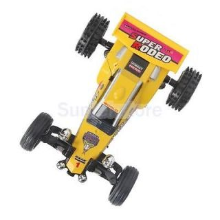 Brand New Mini RC Radio Remote Control Race Racing Car Funny Toy Vehicles Yellow
