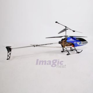 53inch Extra Large G T Model QS8006 Speed 3 5CH RC Helicopter