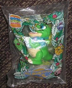 1997 The Land Before Time Burger King Kid's Meal Toy Ducky