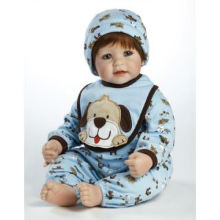 Adora Dolls Baby Doll Woof Red Hair / Blue Eyes