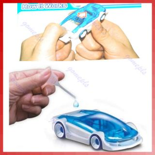 DIY Salt Water Fuel Cell Green Energy Car Kit Educational Toy