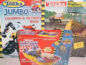 Tonka Toy Parts