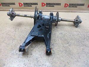 2000 00 Polaris Trailboss Trail Boss 325 Swingarm Swing Arm Suspension Axle Hubs