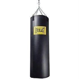 Everlast 4008 Heavy Duty Boxing Punching Traditional Heavy Bag 80 Lb