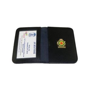 Canada Corrections Officer Leather ID Mini Badge Wallet