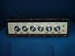 Vintage Sherwood s 5500 Stereo Tube Amplifier 50Watt Home Audio 7591 Power