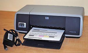 HP Deskjet 5740 Digital Photo Inkjet Printer Extra Nice Shape Page Count 2350