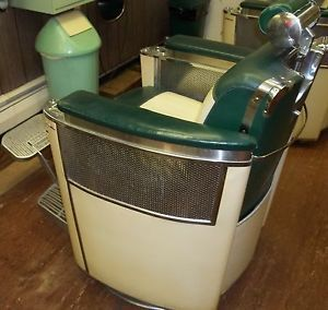 Koken Vintage Premier Barber Chair in Great Condition Make OFFER Local Pickup