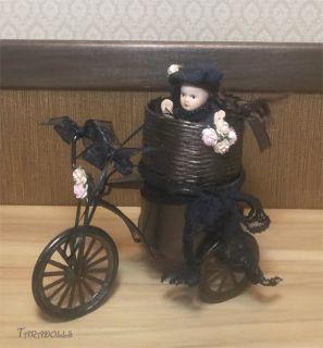 Taradolls Alma Custom Blythe Doll Art OOAK Dress Victorian RBL
