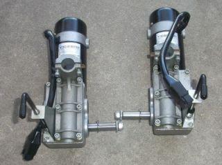 Electric Wheelchair Motors Liberty 312