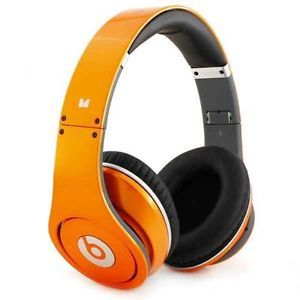 Beats by Dr Dre Beats Studio Headphones Orange