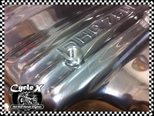 Honda CB750 High Performance Valve Cover Roadrace Drag Bike CR