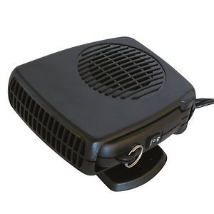 12V Car and Van Fan Heater Cooler Window Demister Defroster Heating and Cooling