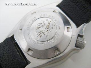 Seiko Divers 150M Scuba Auto Ladies Watch 17 Jewels 4205 0145