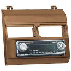 1988 94 GM Trucks Radio Install Dash Mount Kit Cognac Saddle GM1482CSB