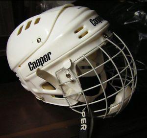 Vintage Cooper Hockey Goalie Helmet Cage Mask HH1000L