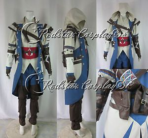 Assassins Creed Connor Cosplay