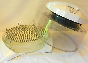 Thane Housewares Flavor Wave Deluxe Convection Oven MHO 1200 Excellent Condition