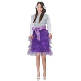 Costume Carnevale RAGAZZA Bambina Violetta Serie TV 7061