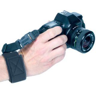 OpTech Gotcha Wrist Strap Black