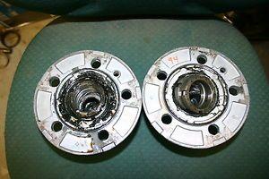 Warn Used 4WD Locking Hubs Ford Ranger Explorer Navajo Lockouts Fits Late 90 97