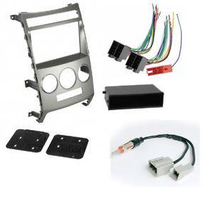 2007 2012 Hyundai Veracruz Complete Radio Install Dash Kit Manual A C PKG397