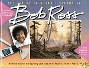 "Bob Ross ""Joy of Painting"" Instructional Book Volume 16"