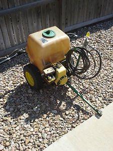 John Deere 5B Weed Sprayer for 110 140 318 425 430 Lawn Garden Tractor Etc