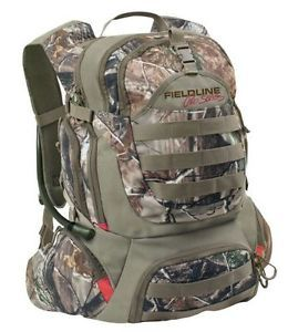 Fieldline Ultimate 2day Hydration Back Pack Internal Frame Realtree Camo Hunting