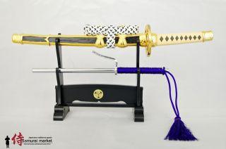 """Japanese Letter Opener 18 """"Sword Katana Samurai Ninja """""""