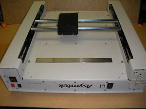 Asymtek 101 DIY 3D Printer CNC ENGRAVER Router Laser Cutter XY Table