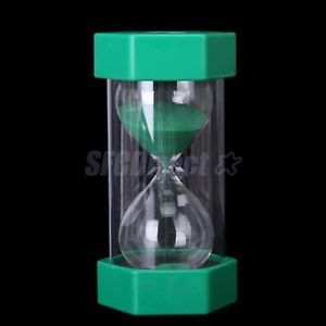 us stock security sand timer hourglass sandglass kitchen cooking timers 10 mins