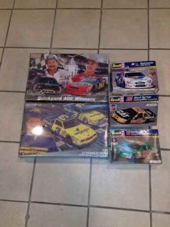 NASCAR Revell Monogram Model Kits