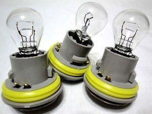 99 04 Jeep Grand Cherokee Rear Tail Light Lamp 3 Sockets 3 Light Bulbs New