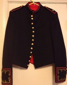 WW2 Marine Corps Uniform
