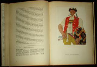 Book Swiss Folk Costume Appenzell Alps Zurich Fashion
