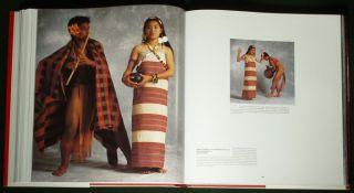 Book Traditional Filipino Folk Costume Ethnic Textile Philippines