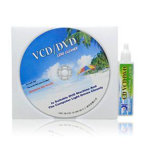 New Laser Lens Cleaner Cleanning Kit Disc for CD DVD Midia Player ROM PC Laptop