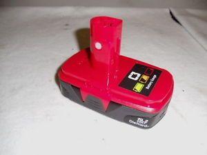 Craftsman 19 2 Volt Lithium ion Battery Pack Diehard PP2010 130156005