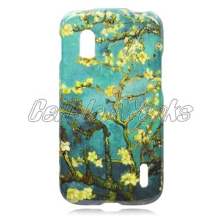 Chaise Lounge Van Gogh Design Cell Phone Case Cover For LG E960 Nexus 4 T Mobile