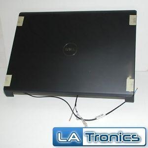 Dell Studio 1735 1737 Black LCD Back Cover Power Button Antennas J411J 0J411J